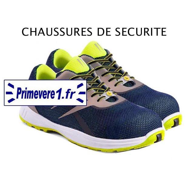 Chaussures de sécurité - baskets de sécurité - chaussures de sécurité S3