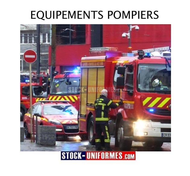Uniformes pour Sapeurs-pompiers  pompiers de paris   pompiers province   calot - grades