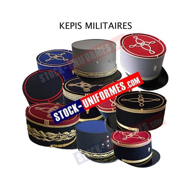 Képis militaires - képi militaire toutes armes et tous grades